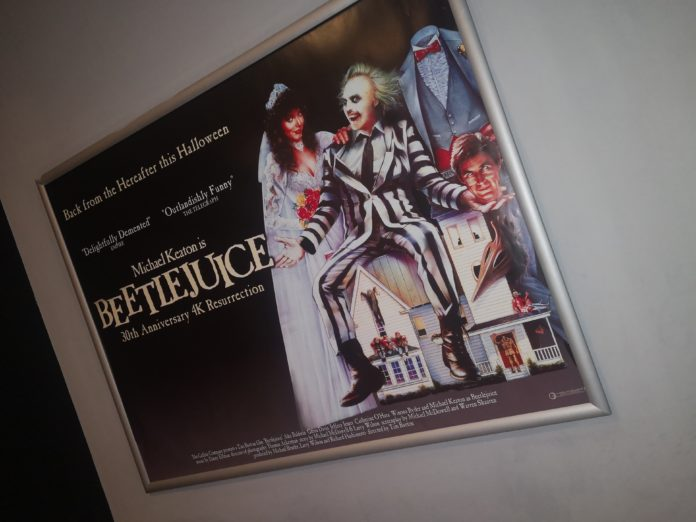 Hollie Irvine visits Perth Playhouse to watch Beetlejuice and updates you on all things film in Perth